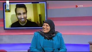 Interview de Lukas K. Abdul dans Btehla Lhayet