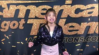 America's Got Talent - The Champions (Angelica Hale Audition Video)