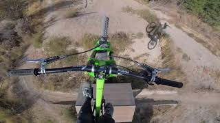 Remy Metailler - Kamloops Bike Ranch Backflip