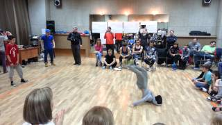 Final B Boys Small on DC BATTLE 09.02.2013