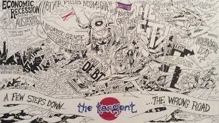 THE TANGENT - A Few Steps Down The Wrong Road (audio)