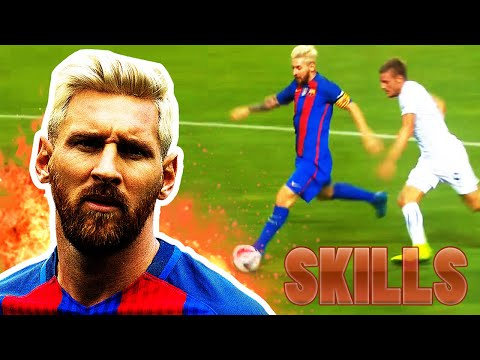 The Legend Lionel Messi - Skills and Goals - 2016 HD