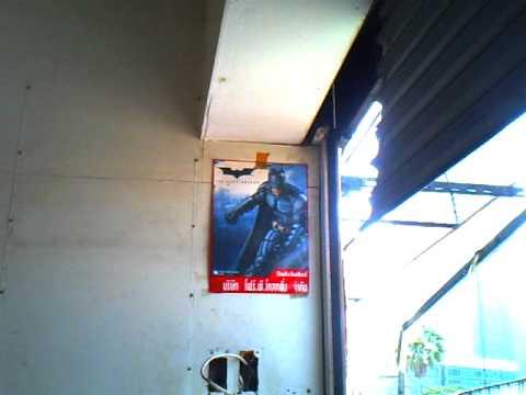 ABANDONED SUAN LUM MARKET BANGKOK 1