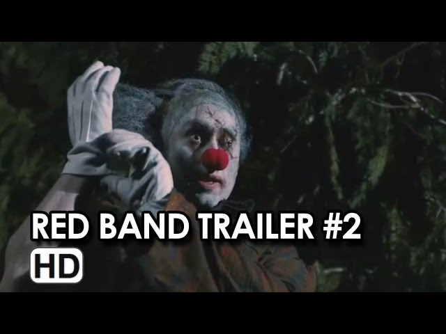 Stitches Red Band Trailer #2