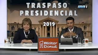 TRASPASO DE MANDO 2019
