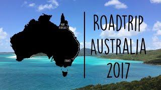 Road Trip Australia 2017 - East Coast