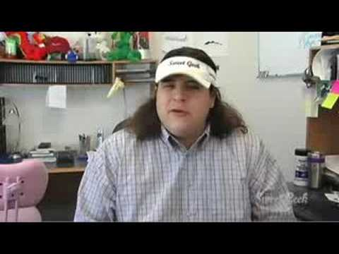 For the full quality version and Interesting Links Visit: http://sweetgeek.tv/The_Daily_Geek/The_Daily_Geek_-_Aug_26th_2008.html Griffin talks about Google's...