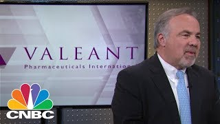 Valeant Pharmaceuticals CEO: New Products, New Name | Mad Money | CNBC