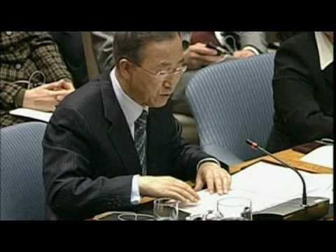 UN Security Council imposes sanctions against Gaddafi, associates
