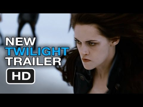 Twilight Saga: Breaking Dawn Part 2 NEW TRAILER (2012) Kristen Stewart Movie HD