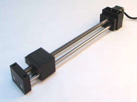 Low Cost Linear Slide Newmark Systems Youtube