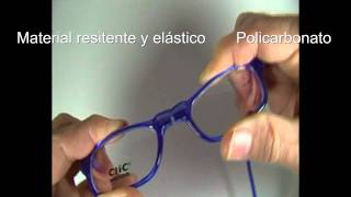 Video de Gafas Magneticas
