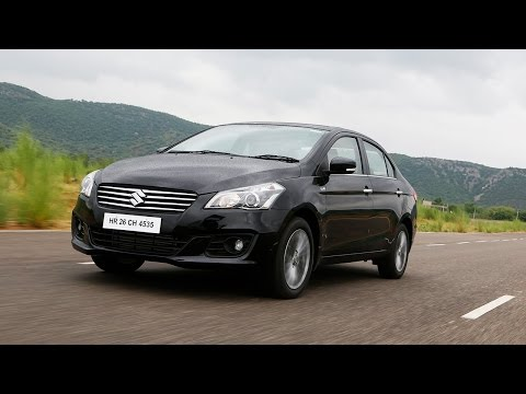 Maruti Suzuki Ciaz: First Look
