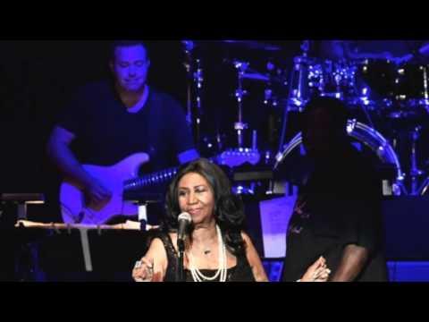 Aretha Franklin Live -