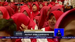 Download Lagu Arus Baru Muslimah Dukung KH Maruf Amin Di Pilpres 2019-NET12 Gratis STAFABAND