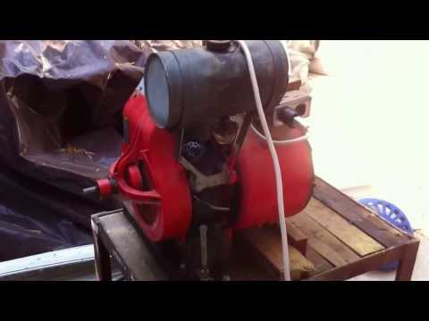 1943 Briggs & Stratton powered 800 Watt Kohler Generator Set...