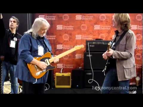 Seymour Duncan and Andy Timmons Play the Blues