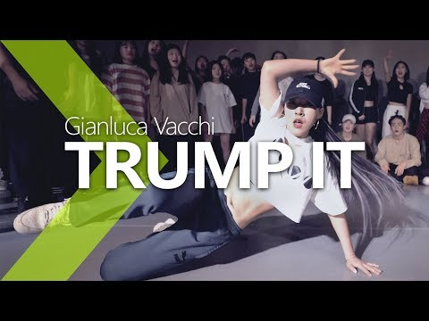 Gianluca Vacchi - Trump It / Jane Kim Choreography .