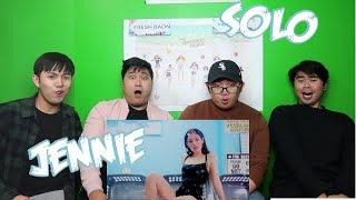 JENNIE - SOLO MV REACTION (FUNNY FANBOYS)