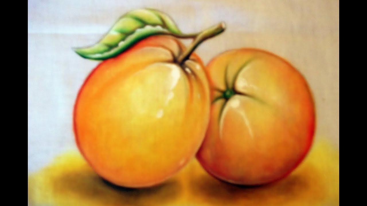 Como pintar laranjas youtube - Decorarte pinturas ...