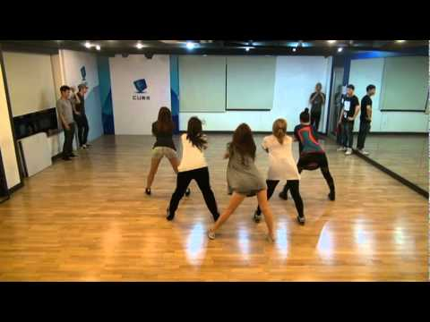 Hyuna - 'bubble Pop!' (choreography Practice Video) video