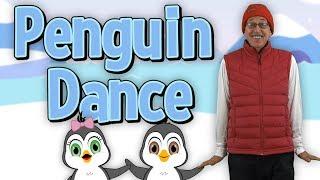 Penguin Dance   Brain Breaks   Jack Hartmann