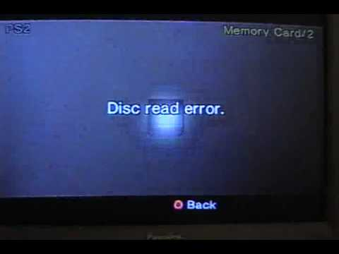 The EASIEST PS2 DRE FIX - Easy PlayStation 2 Disc Read Error Fix - Fix your PS2!