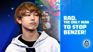 RAD'S FINAL ATTEMPT TO SAVE HIS TEAM! | RAD vs Chaos Theory | CRL Asia