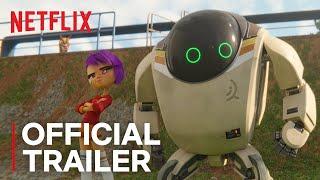 Next Gen   Official Trailer [HD]   Netflix