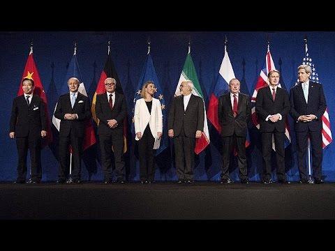 Iran, world powers reach initial nuclear deal