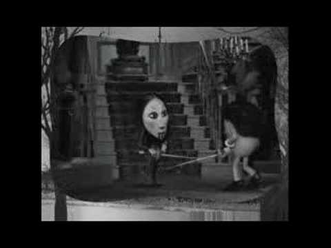M&Ms Dark Chocolate: Addams Family Commercial