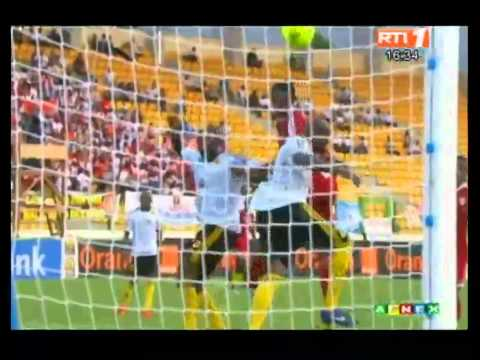 Orange Africa Cup Of Nations Sudan - 2 vs 2 - Angola All Goals And Highlights