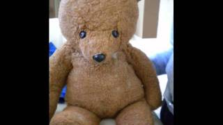 I wish i was a teddy bear :)