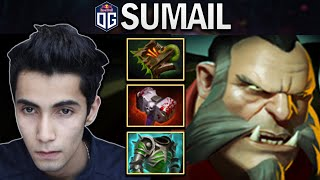 OG.SUMAIL LYCAN VS HELLRAISERS - DOTA 2 7.26 GAMEPLAY