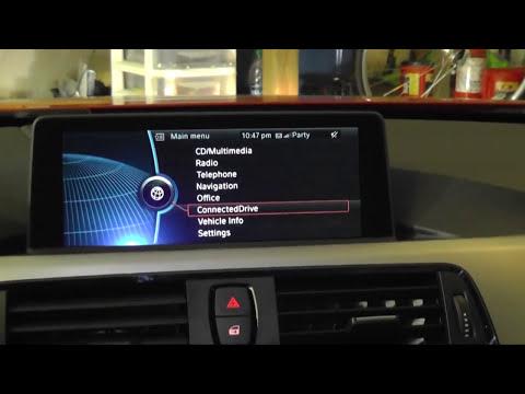 My BMW Remote iPhone App Walkthrough