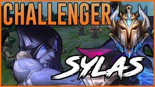 """CHALLENGER TRIES """"SYLAS"""" NEW CHAMP - Pekin Woof - League of Legends"""