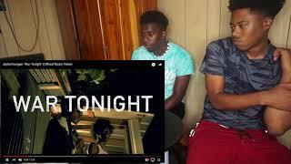 """JayDaYoungan """"War Tonight REACTION!!!"""