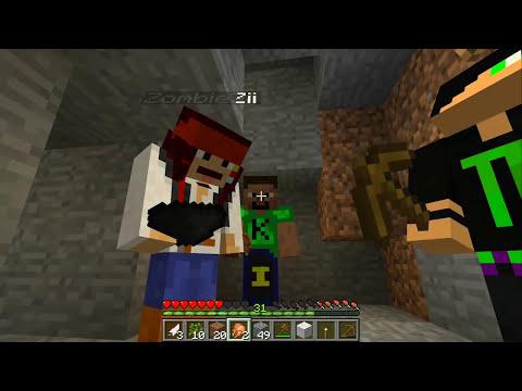 Minecraft 1.7.9 - Multiplayer série de Sobrevivência #1 em Português |killzombies|