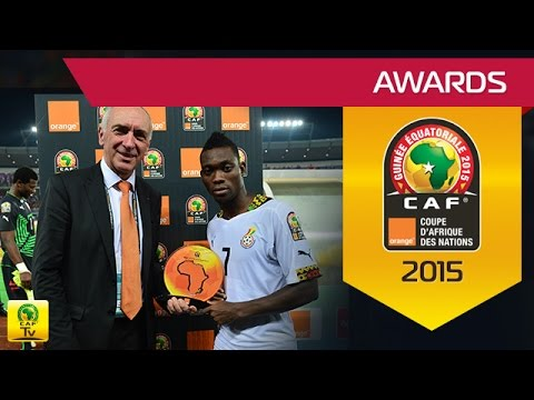 Orange Man of the Competition | ATSU (GHANA) | Orange AFCON 2015