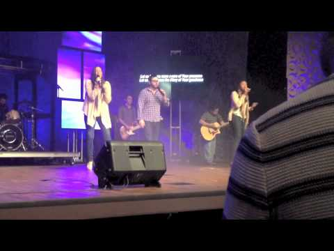"""Holy Spirit"" - LIVE- Beckah Shae Worships with VWC"
