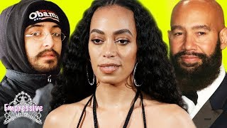 Solange separates from her husband and dates a new man! | New man revealed