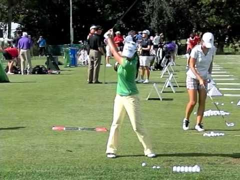 Ai Miyazato Golf Swing