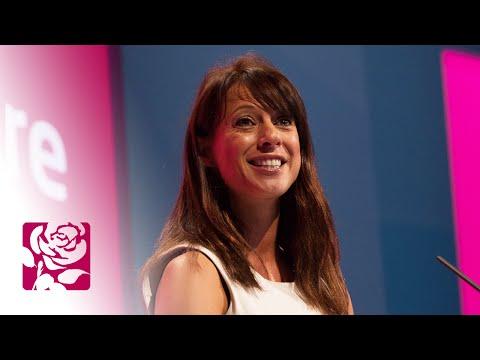 Gloria De Piero MP's speech to Labour Conference 2014