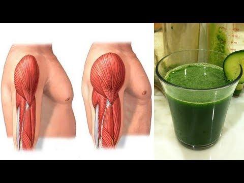 Натуральные стимуляторы роста мышц