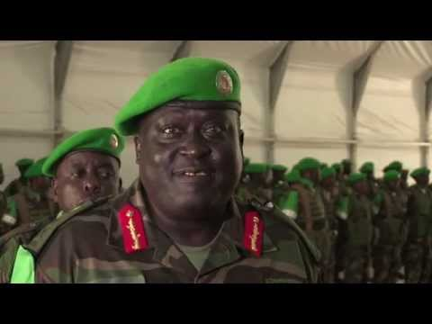 SIERRA LEONE TROOPS IN SOMALIA | AU/UN IST