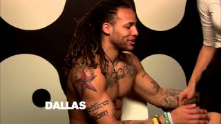 ANTM CYCLE 22 BTS: #ANTMCONFESSIONS - FIRST FLIRTATIONS