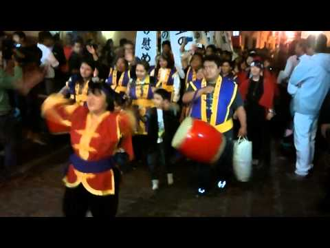 Desfile nikkei, festival internacional cervantino.