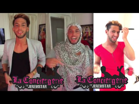Best of Snapchat Jeremstar du 15/10/2014 avec Sacha de Secret Story 8