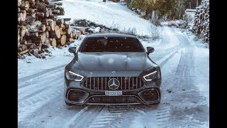 Why I Loved The 2019 Mercedes AMG GT 4-Door 63S!