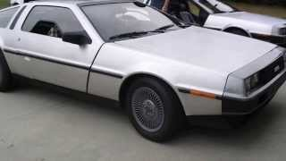 VIN 905 with Stage 2 engine Delorean test drive.